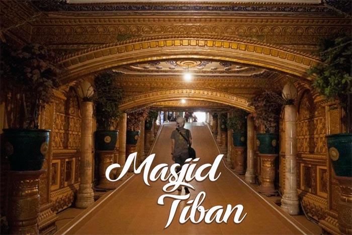 Masjid Tiban Turen Malang Lenterapedia