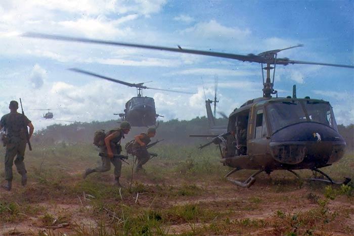 Perang Vietnam Perang Panjang Amerika