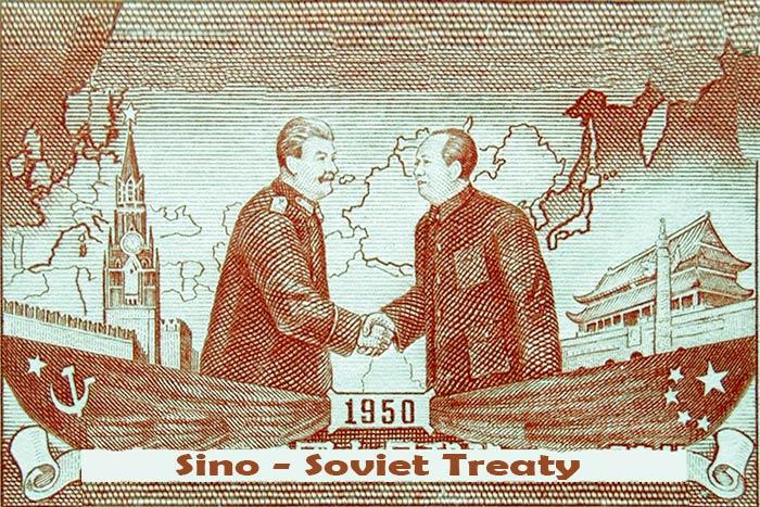 Perjanjian Cina - Soviet (1950)