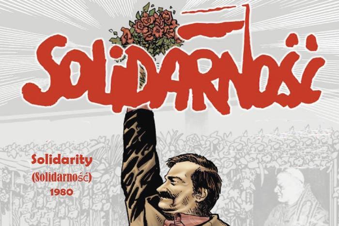 Solidaritas Serikat Buruh Polandia 1980