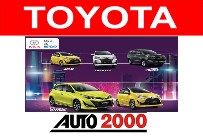 Kredit Terbaru Mobil Astra Toyota