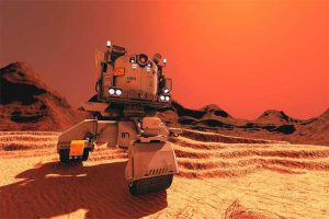 Fakta Seputar Planet Mars