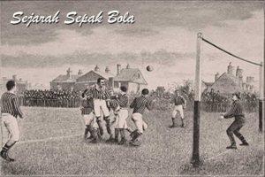 sejarah sepak bola